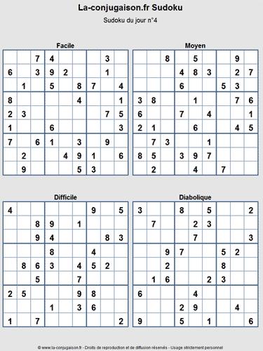 sudoku da stampare